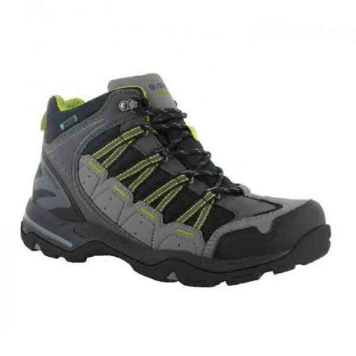 Hi-Tec Men's Forza Lite Mid WP Walking Boots