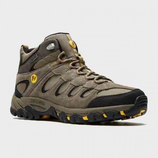 Merrell Men's Ridgepass Mid Waterproof Shoes