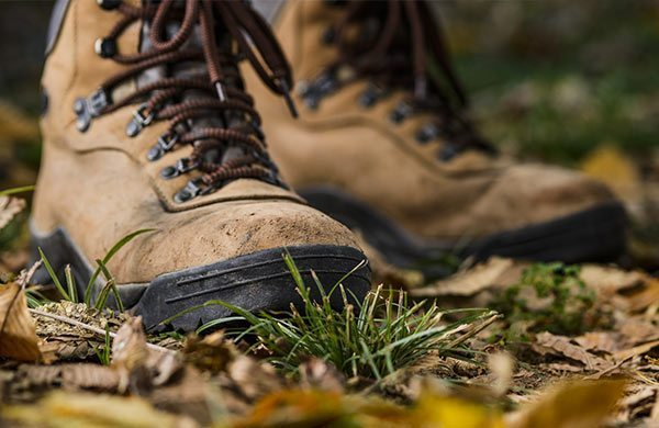 Definitely about the boot – the Walking Boot