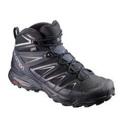 Salomon Mens X Ultra Mid 3 GTX Hiking Boots