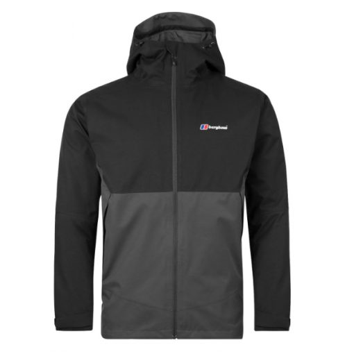 Berghaus Men's Fellmaster 3 in 1 Waterproof Jacket Grey Black