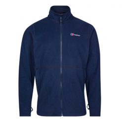 Berghaus Men's Prism Micro Polartec Interactive Fleece Dark Blue