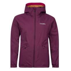 Berghaus Women's Deluge Pro Insulated Jacket Purple
