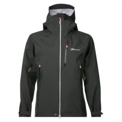 Berghaus Women's Extrem 5000 Vented Waterproof Jacket Black