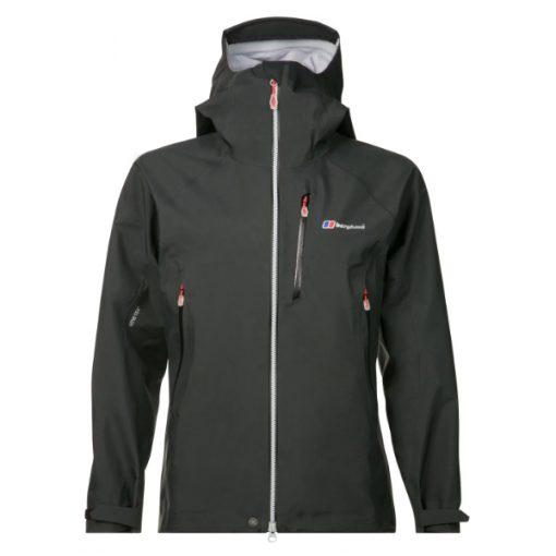 Berghaus Women's Extrem 5000 Vented Waterproof Jacket Black