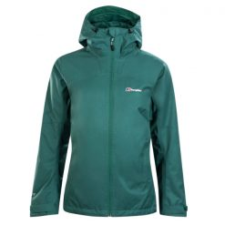 Berghaus Women's Fellmaster 3 in 1 Waterproof Jacket Green