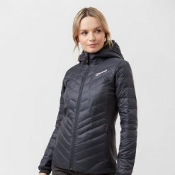 Berghaus Women's Finsler Down Jacket Dark Grey