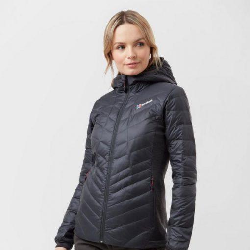 Berghaus Women's Finsler Down Jacket Dark Grey