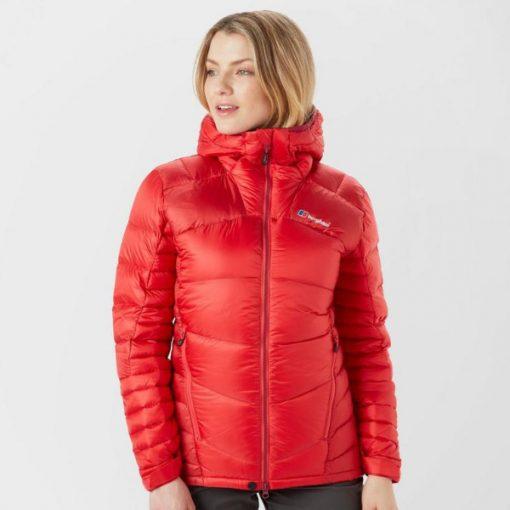 Berghaus Women's Ramche Mountain Reflect Down Jacket Mid Pink