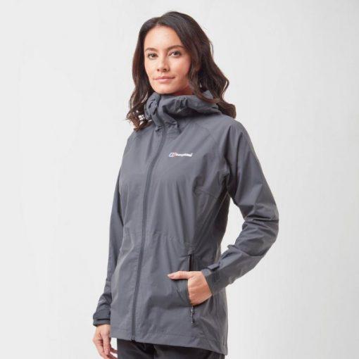 Berghaus Women's Stormcloud Waterproof Jacket Black
