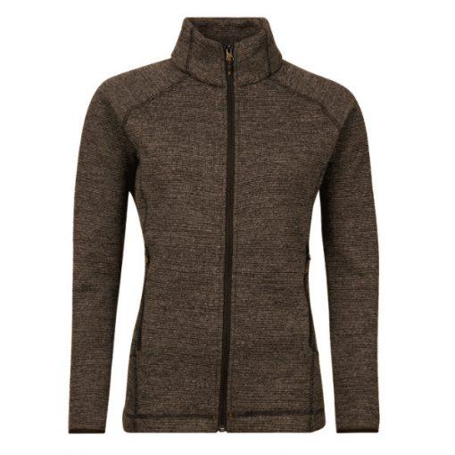 Berghaus Women's Urra Fleece Jacket Dark Grey