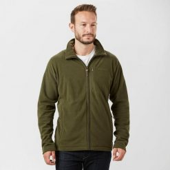 Brasher Men's Bleaberry II Full-Zip Fleece Jacket