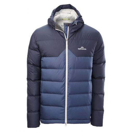 Kathmandu Epiq Men's Hooded Down Jacket v2 Navy