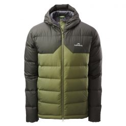 Kathmandu Epiq Men's Hooded Down Jacket v2 Olive