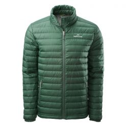 Kathmandu Heli Light Weight Down Jacket Sage Green