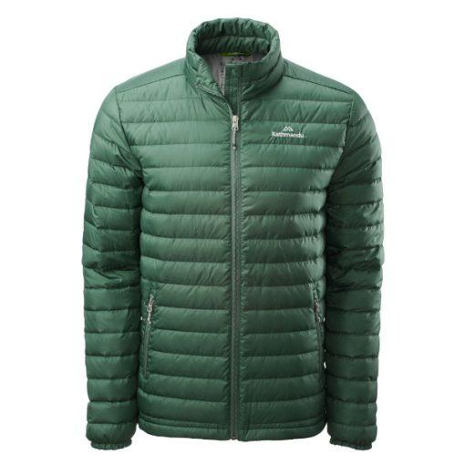 Kathmandu Heli Light Weight Down Jacket Sage Green