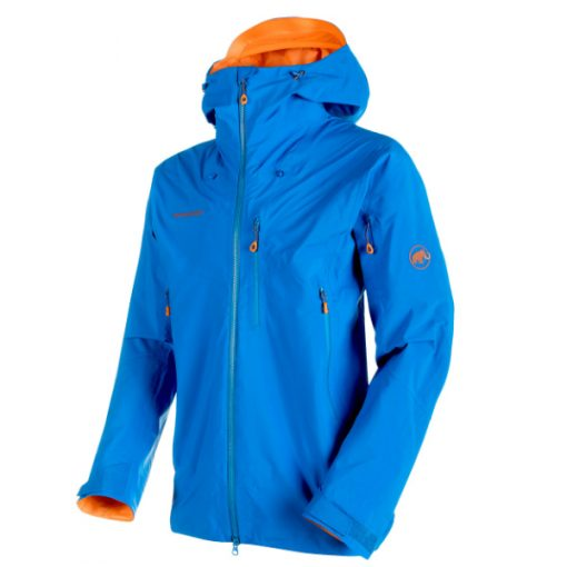 Mammut Men's Nordwand Pro Hooded Hardshell Jacket