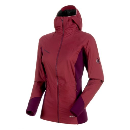 Mammut Women's Aenergy Hooded Insulated Jacket