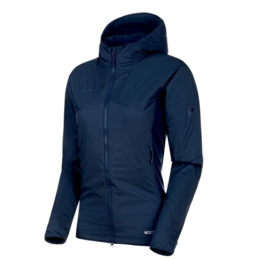 Mammut Women's Rime Light Flex Hooded Insulated Jacket