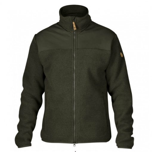 Fjallraven Mens Forest Fleece Jacket